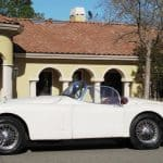 1958 Jaguar Xk150s For Sale Left