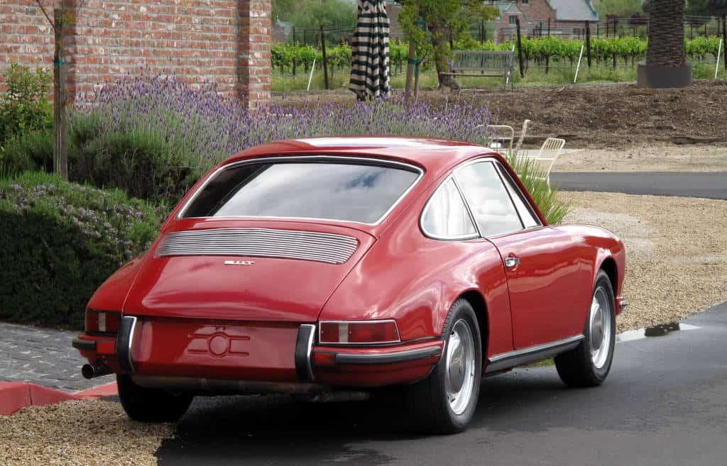 1969 Porsche 911T For Sale