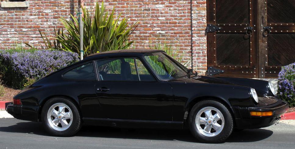 1976 Porsche 912e For Sale Side Right