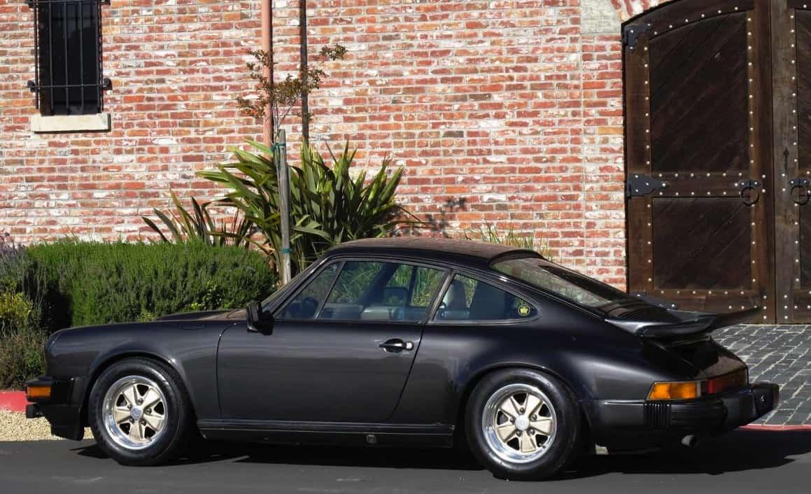 1980 Porsche Weissach For Sale Left