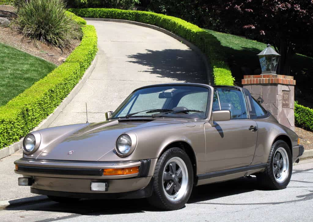 1982 Porsche 911 For Sale Front Left