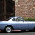 1957 Volvo p1800 For Sale Right Side