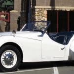 1960 Triumph TR3 For Sale Side Left