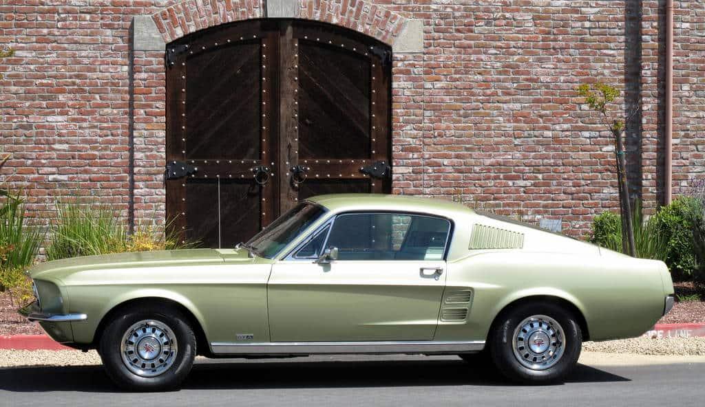 1967 Ford GTA For Sale Side Left