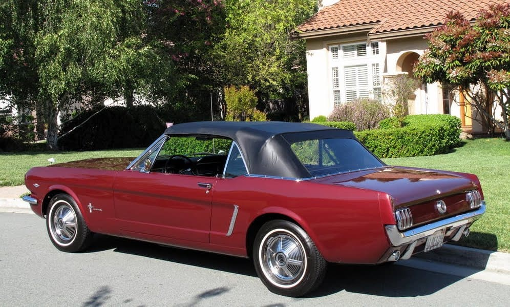 1970 Mustang Convertible For Sale Left On