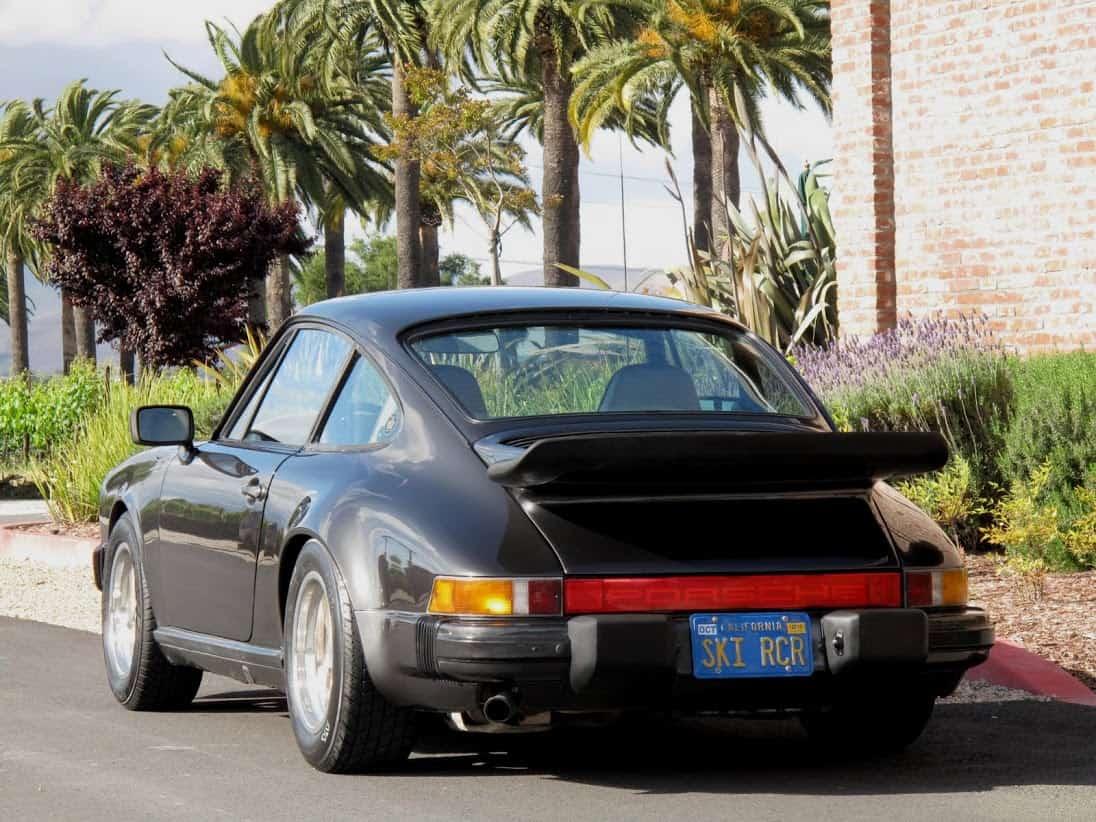 1980 Porsche Weissach For Sale Back Left