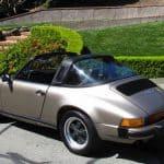 1982 Porsche 911 For Sale Back Left
