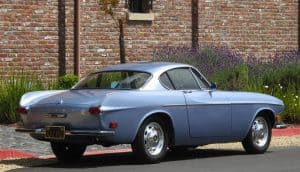 1957 Volvo p1800 For Sale Back Right