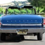 1966 Valiant Convertible For Sale Back