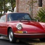 1969 Porsche 911T For Sale Front Right