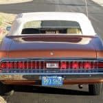 1970 Cougar xr-7 For Sale Back