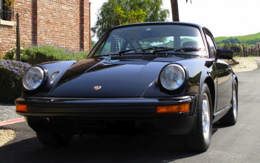1976 Porsche 912e For Sale Front On