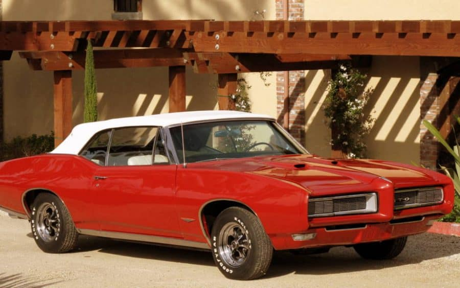 1968 Pontiac GTO For Sale Front Right