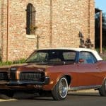 1970 Cougar xr-7 For Sale Front Left