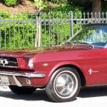 1970 Mustang Convertible For Sale Facing Left