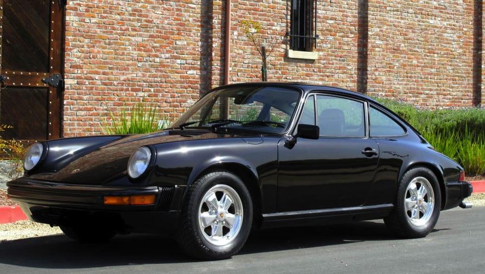 1976 Porsche 912e For Sale Front Left