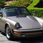 1982 Porsche 911 For Sale Front
