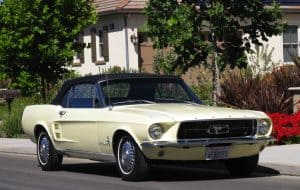 1967 Mustang Convertible For Sale Right Side