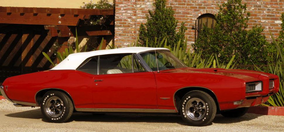 1968 Pontiac GTO For Sale Side Right