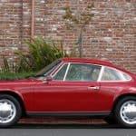 1969 Porsche 911T For Sale Left
