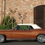 1970 Cougar xr-7 For Sale Left Side
