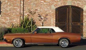1970 Cougar xr-7 For Sale Left Side