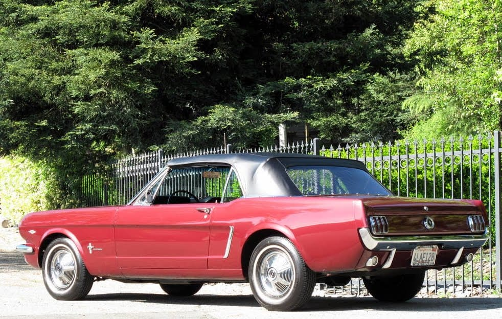 1970 Mustang Convertible For Sale Side On
