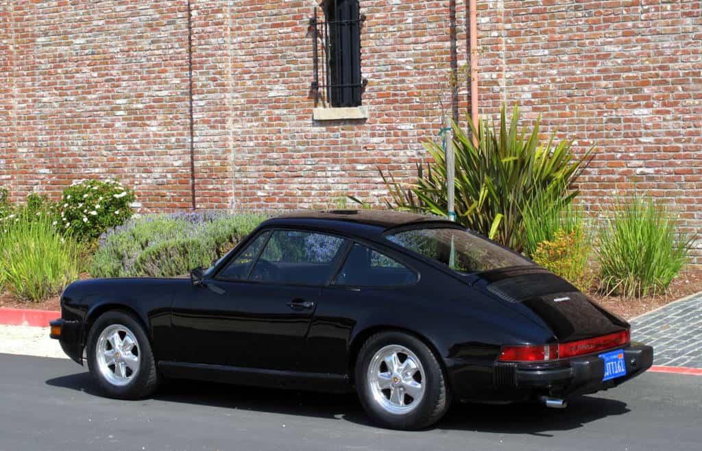 1976 Porsche 912e For Sale Back