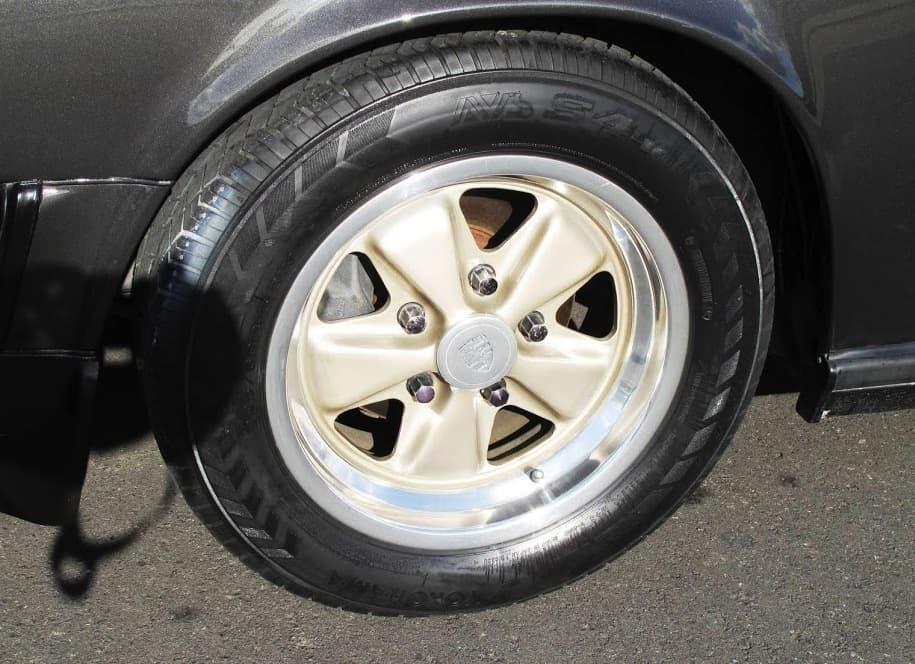 1980 Porsche Weissach For Sale Wheel