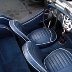 1960 Triumph TR3 For Sale Interior