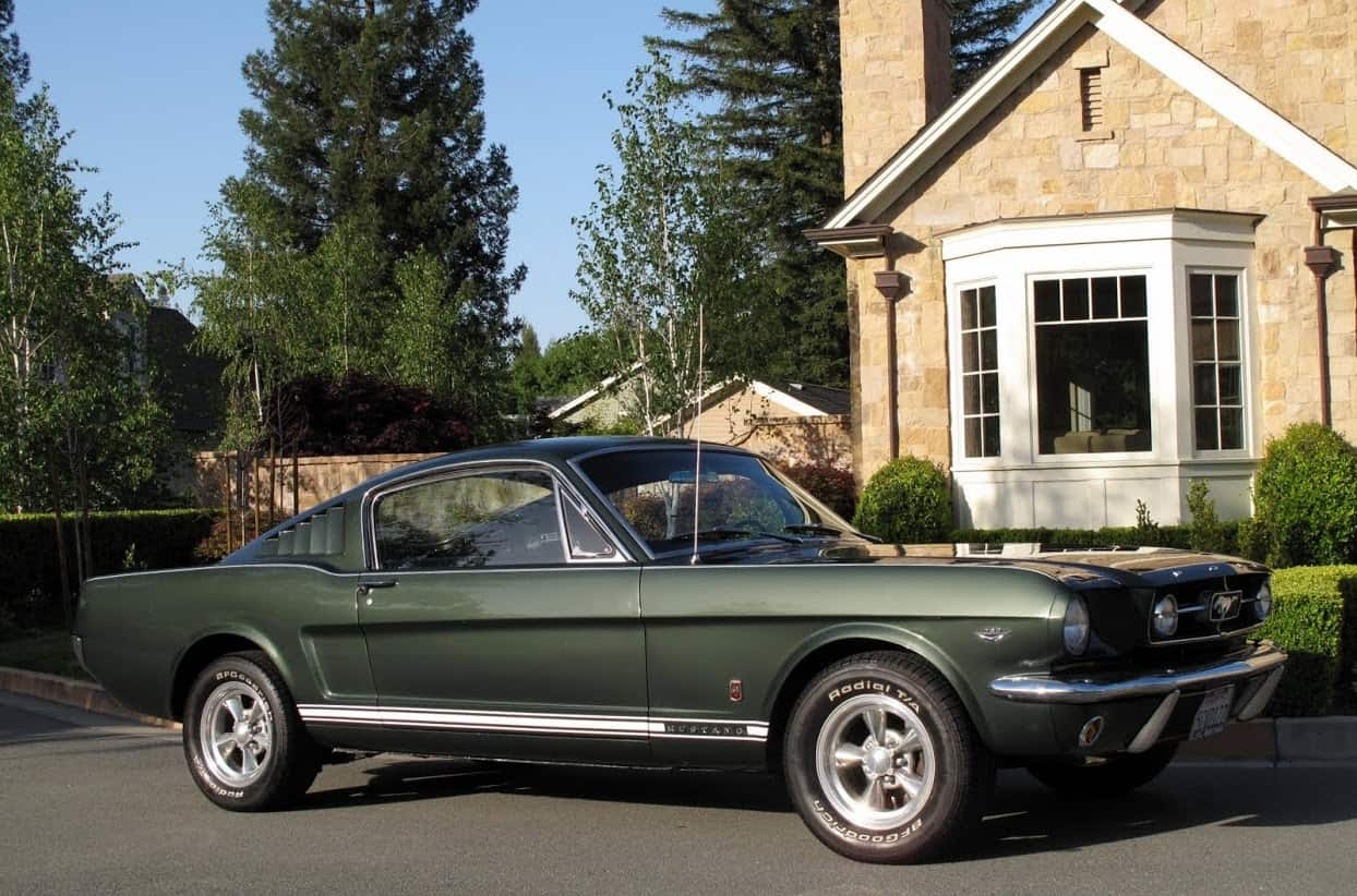 1965 Mustang GT For Sale Right