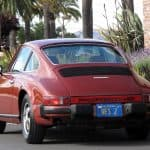 Red 1976 Porsche 912e For Sale