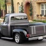 1955 Ford Truck For Sale Back Left