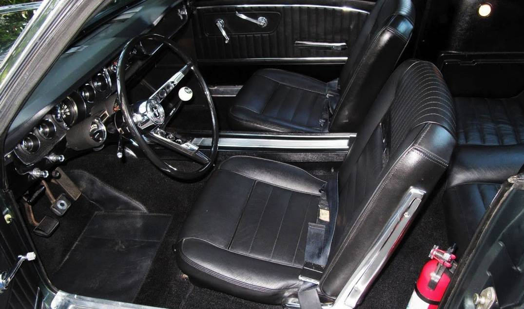 1965 Mustang GT For Sale Interior