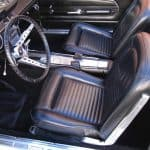 1967 Mustang Convertible For Sale Interior