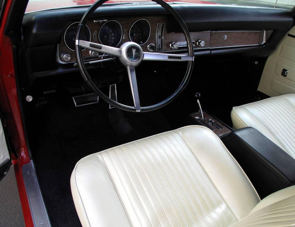 1968 Pontiac GTO For Sale Interior