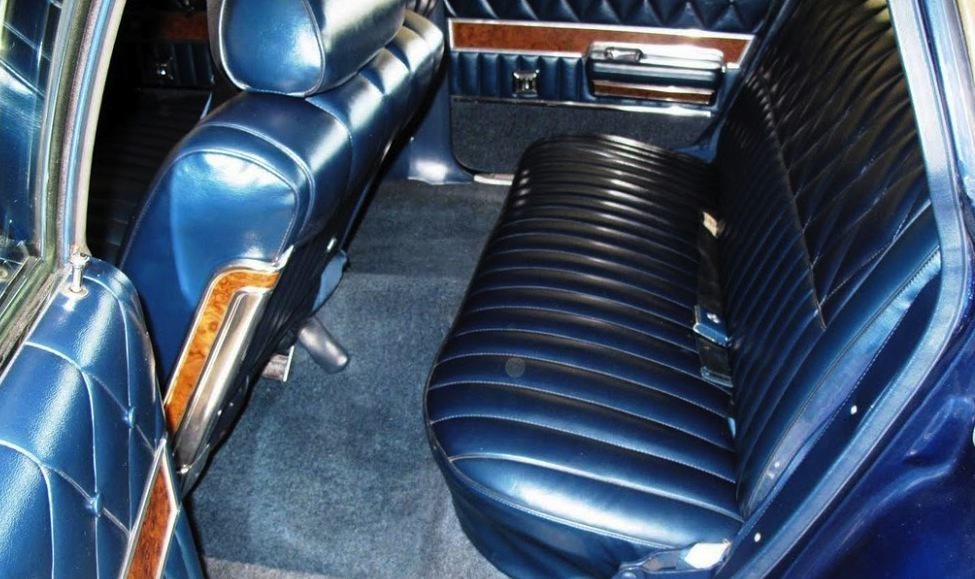1969 Ford Mercury Marquis Colony Park Wagon For Sale Interior