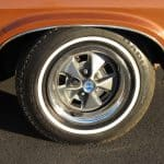 1970 Cougar xr-7 For Sale Wheel