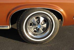 1970 Cougar xr-7 For Sale Wheel