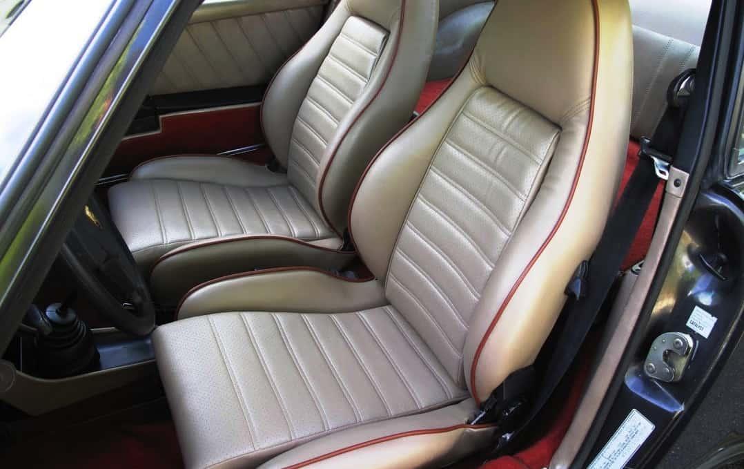 1980 Porsche Weissach For Sale Interior Seats