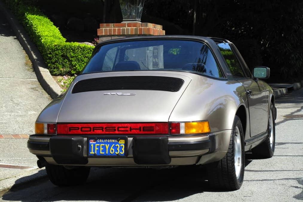 1982 Porsche 911 For Sale Back On