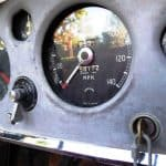 1958 Jaguar Xk150s For Sale Speedometer