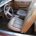 1970 Cougar xr-7 For Sale Interior