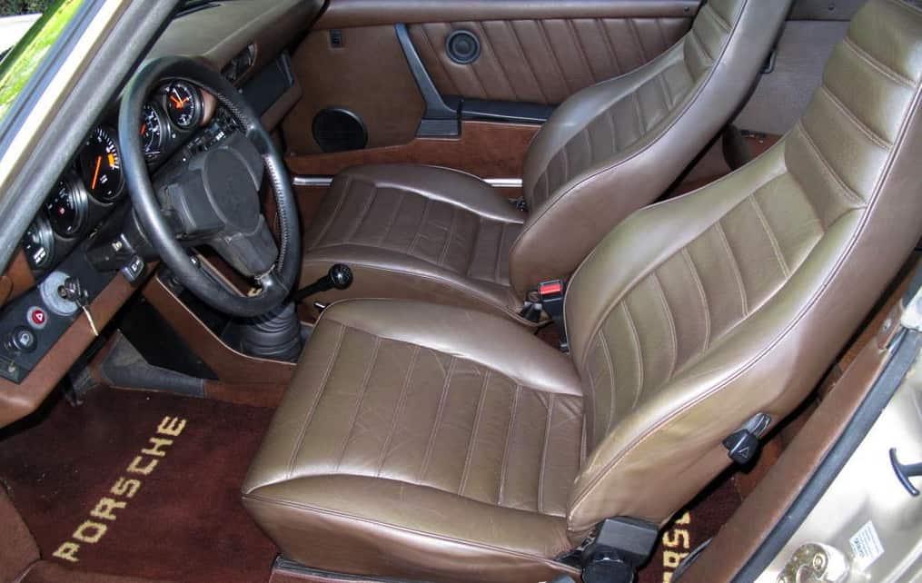 1982 Porsche 911 For Sale Interior