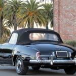 1955 Mercedes 190SL