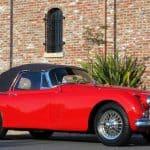1956 Jaguar 150 XKE
