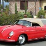 1956 Porsche 356A Speedster