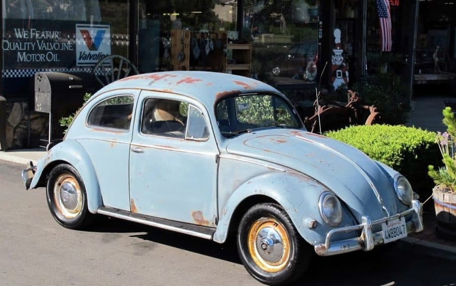 1957 Volkswagen Oval Window Bug