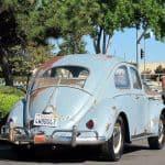 1957 Volkswagen Oval Window Bug