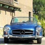 1958 Mercedes 280sl